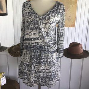 H&M mini dress Boho size Small
